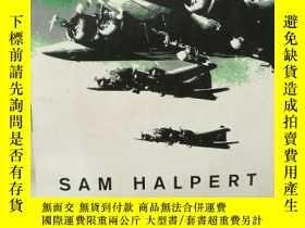 二手書博民逛書店A罕見Real Good War by Sam Halpert