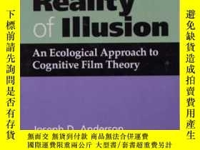 二手書博民逛書店The罕見Reality Of IllusionY255562 Dr. Joseph D Anderson S