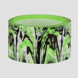 「野球魂中壢店」--「Lizard Skins」蜥蜴皮球棒握把布(綠×黑,厚度=0.5mm)