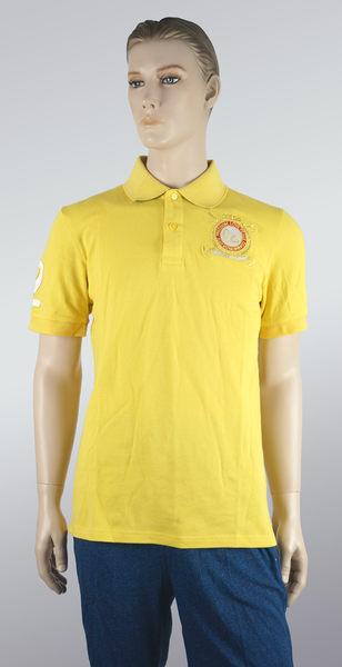 男棉POLO衫(皇家徽章款)