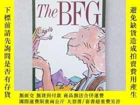 二手書博民逛書店The罕見Bfg(英文原版)Y11016 Dahl(ILT);Roald;Quentin;Blake Peng