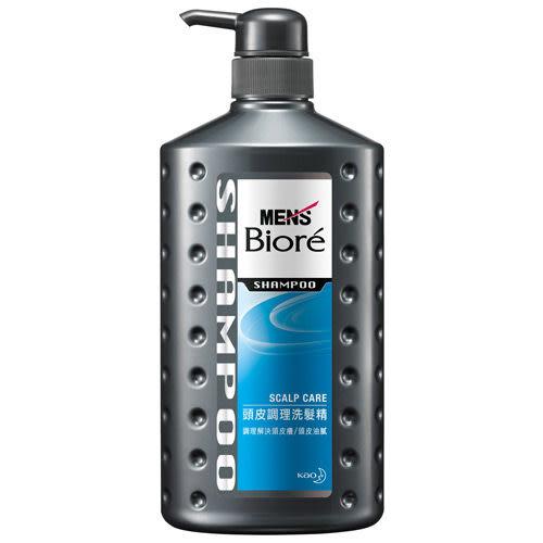 蜜妮Biore男性頭皮調理洗髮精750ml【康是美】