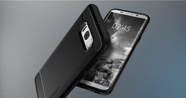 SGP Samsung 三星 S8 5.8吋 Rugged Armor 碳纖維 吸震 防摔 手機殼