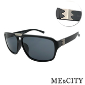 ME&CITY 韓版雷朋款太陽眼鏡 抗UV400(ME1105 L01)