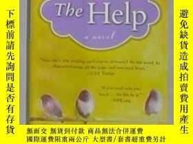 二手書博民逛書店英文原版罕見The Help by Kathryn Stocke