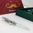 白金牌Paltinum-鋼筆-聖誕節禮盒組-PGB-3000A-透明