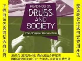 二手書博民逛書店Readings罕見On Drugs And SocietyY466342 Kelley, Margaret