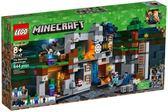 【LEGO樂高】Minecraft 當個創世神 基岩歷險記 #21147