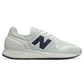 CLASSICK- New Balance 247 v3 男鞋 女鞋 休閒 網布 輕量 流線 藍 MS247SB3