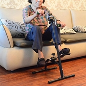 運動腳蹬車踏步機老人兒童運動鍛煉手腳腿部運動器材 快速出貨