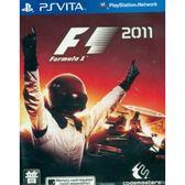 PSV-二手片 2011 F1 賽車方程式 英文字幕版 PLAY-小無電玩