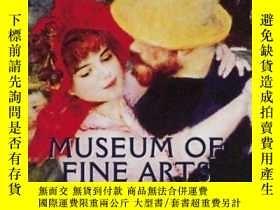 二手書博民逛書店Treasures罕見Of The Museum Of Fine Arts, Boston-波士頓美術博物館珍品奇