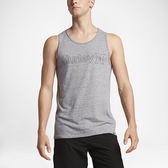 Hurley ONE & ONLY TRI-BLEND TANK 背心-灰(男)