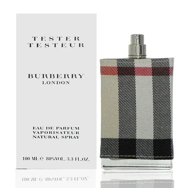 Burberry London 倫敦女香淡香精 100ml Tester 包裝