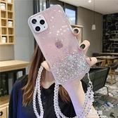 手機殼少女心滴膠閃粉蘋果X手機殼iphone11pro max簡約8plus 易家樂