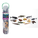 【永曄】collectA 柯雷塔A-英國高擬真動物模型-迷你史前海洋動物組 (盒裝-12入)