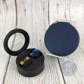 BRAND楓月 LOUIS VUITTON LV QAB040 MASTER&DYNAMI 藍黃款 藍芽耳機 3C