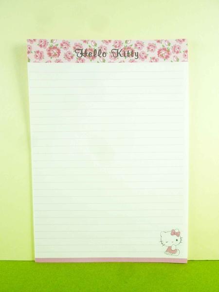 【震撼精品百貨】Hello Kitty 凱蒂貓~便條地址本~玫瑰【共1款】
