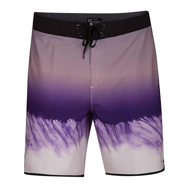Hurley PHANTOM ESTUARY 18 海灘褲-PHANTOM-紫(男)