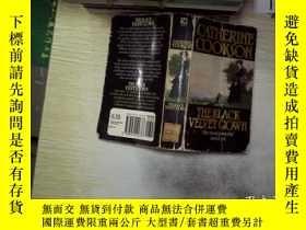 二手書博民逛書店The罕見Black Velvet Gown黑絲絨睡袍Y2611