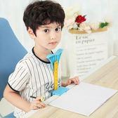兒童坐姿矯正器視力保護器糾正寫字姿勢儀架寫作業書寫小學生(交換禮物 創意)聖誕