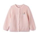 巴拉巴拉女童秋裝新款嬰幼童寶寶針織衫毛衣...