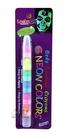 《享亮商城》LFWC-6N 螢光色 六節筆型 人體彩繪顏料  Lucky Art