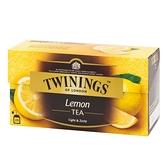【Twinings唐寧茶】檸檬茶(2g*25包)