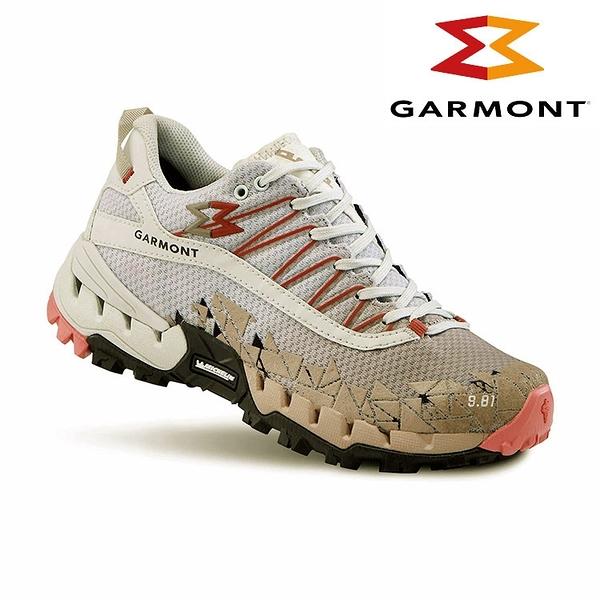 GARMONT 女款GTX低筒越野疾行健走鞋9.81 N.AIR.G. Surround WMS 481040/613 / 防水透氣、米其林大底