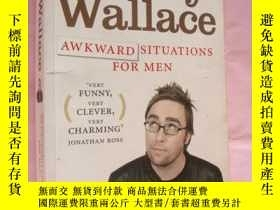 二手書博民逛書店AWKWARD罕見SITUATIONS FOR MEN 《男人的