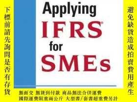 二手書博民逛書店Applying罕見IFRS for SMEsY410016 Bruce Mackenzie, ... IS