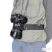 安諾格爾單反相機固定防甩腰帶登山戶外攝影腰帶騎行腰包帶A1151