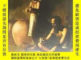 二手書博民逛書店The罕見Birth of Writing(外文畫冊,館藏書)Y