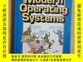 二手書博民逛書店Modern罕見Operating SystemsY18368