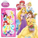 迪士尼公主 白雪公主 仙杜瑞拉 貝兒公主 美人魚公主 睡美人 長髮公主 毛巾 童巾