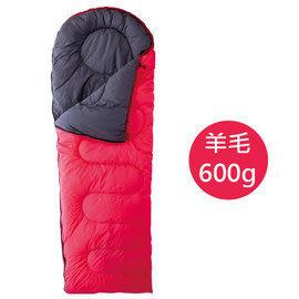 【台灣製】Polar Star 羊毛睡袋 600g 【P16731】 / 露營│登山│戶外│度假打工│背包客