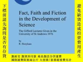 二手書博民逛書店Fact,罕見Faith And Fiction In The