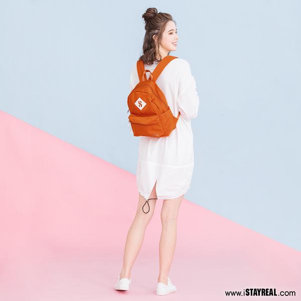 STAYREAL 潮流後背包(中)