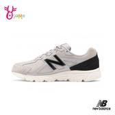New Balance 成人男女款 480 輕量越野跑鞋 復古麂皮 運動鞋 慢跑鞋 P8432#灰色◆OSOME奧森鞋業