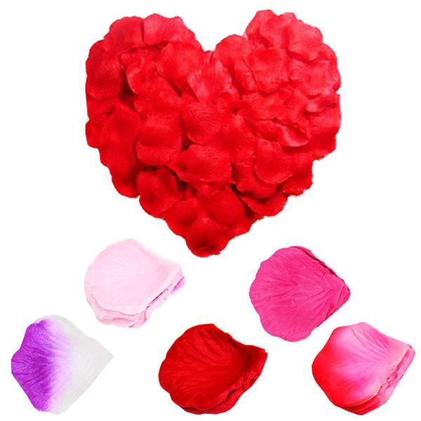 玫瑰花花瓣 仿真 玫瑰花 玫瑰花瓣 人造花瓣 假花瓣 求婚/婚禮/佈置【D038】