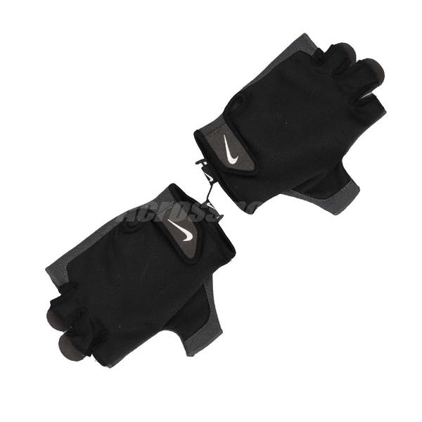 Nike 運動手套 Essential Lightweight 黑 白 男款 輕量 【PUMP306】 NLGC5-057