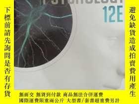 二手書博民逛書店Biological罕見Psychology(看圖 英文版)Y1