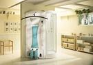 【麗室衛浴】淋浴蒸氣房 Teuco 多功能健身座(白)-門市現貨出清