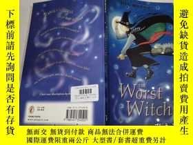 二手書博民逛書店the罕見worst witch: 最壞的女巫Y200392 不祥 不祥