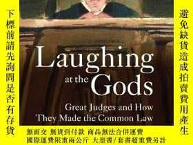 二手書博民逛書店Laughing罕見At The GodsY256260 Allan C. Hutchinson Cambri
