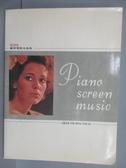 【書寶二手書T9/音樂_PMU】Piano Screen Music