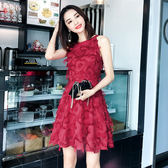 洋裝 甜美 韓版 小禮服