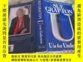 二手書博民逛書店U罕見Is for Undertow5460 Sue Graft