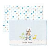 奇哥 花園比得兔 乳膠枕/枕頭(附枕頭套)(藍色)