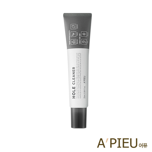 韓國 A PIEU Hole Cleanser 耳廓肚臍清潔凝膠 25ml 肚臍清潔 耳廓清潔 角質 髒污 A pieu APIEU 奧普
